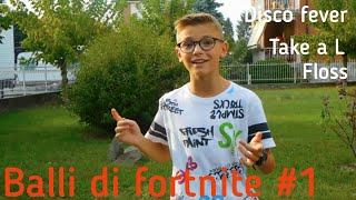 Fortnite dances in real life #1