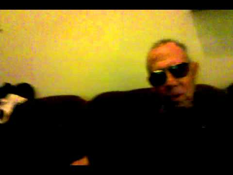 Hanging with UFO Legend Jim Moseley