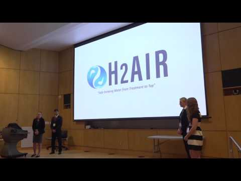 NH Dream Tech: UNH Holloway Prize 2016 Championship Team