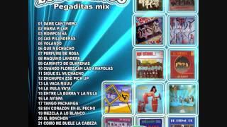 LOS BLANCO PEGADITAS MIX DJ RICHARD DIAZ