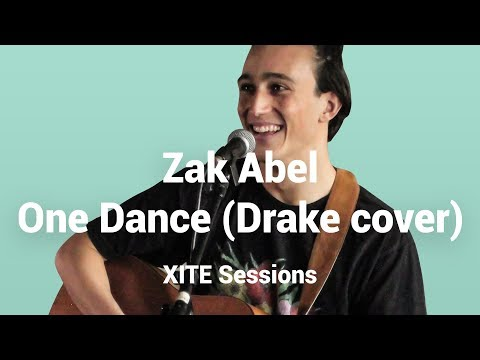Zak Abel - One Dance (Drake cover) | Zak Abel Live at XITE HQ #1
