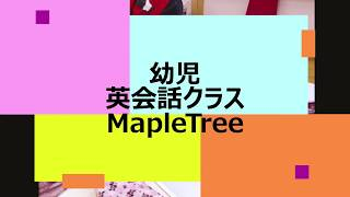 Maple Tree International School 幼児英会話クラス.