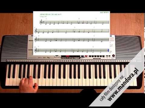 Nauka gry na keyboardzie -  Keyboard od podstaw