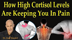 How High Cortisol Levels are Keeping You in Pain - Dr Mandell