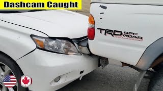 Ultimate North American Car Driving Fails Compilation: The One With White Toyota Tacoma