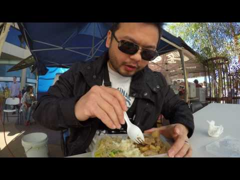 Todd Mall Market Food Tour Welcome To Alice Springs Ep.3 (NT. Australia)