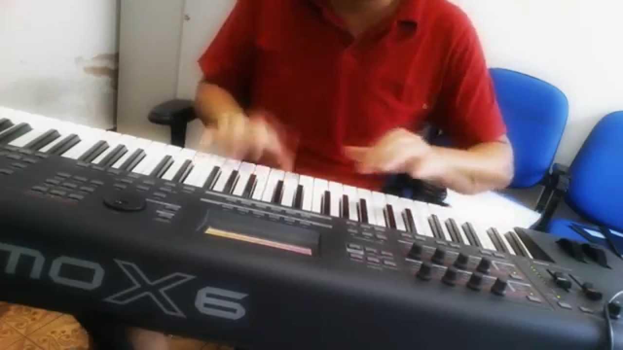 Download Performance com várias influencias  no  MOX 6 YAMAHA por Wesley Baptista