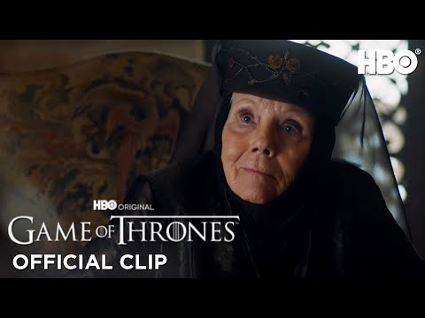 Game of Thrones: Olenna Confesses to Joffrey's Murder (Season 7 Clip) | HBO |