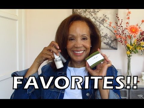April/Spring 2018 Green Beauty & Fashion Favorites | Mature Beauty