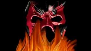 "WWE: Masked Kane old Theme Song -- ""Burned"" -- 1st Theme"