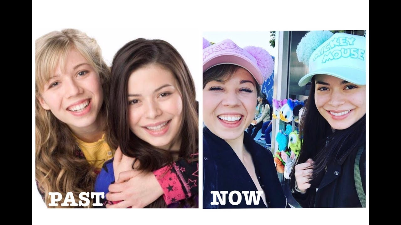 I Carly Then And Now アイカーリー 前後 Youtube