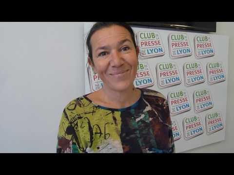 Leca Christel Président Club presse Lyon