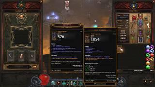 277 Stone Gauntlets; Diablo 3, S19