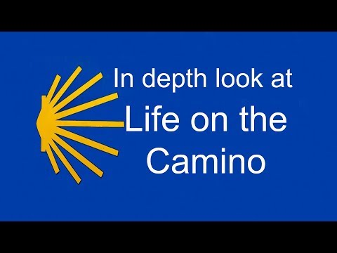In depth look at Life on the Camino