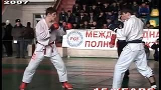 Хабиб Нурмагомедов - Магомед Магомедов (FCF-MMA 2007)