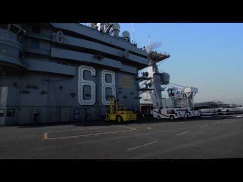USS Nimitz Prepares for INSURV!