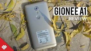 Gionee A1 Unboxing & Review India | Specs, Camera & Features