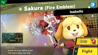 Super Smash Bros Ultimate WoL: Part 2 - Attack of the Red-Shirt Isabelles!