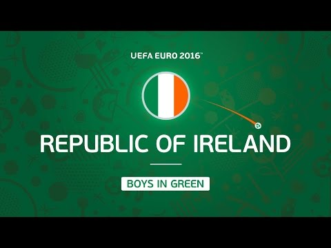 Republic of Ireland at UEFA EURO 2016 in 30 seconds