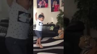 Nepathya dance by little boy
