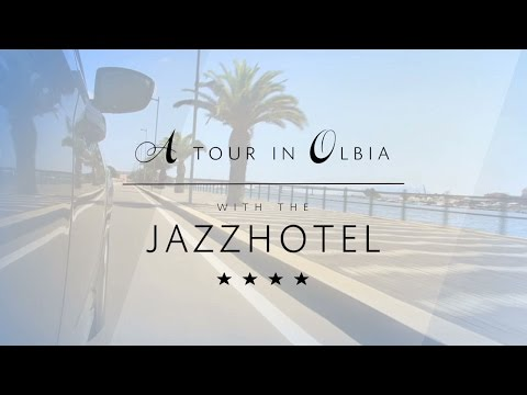 A tour in Olbia