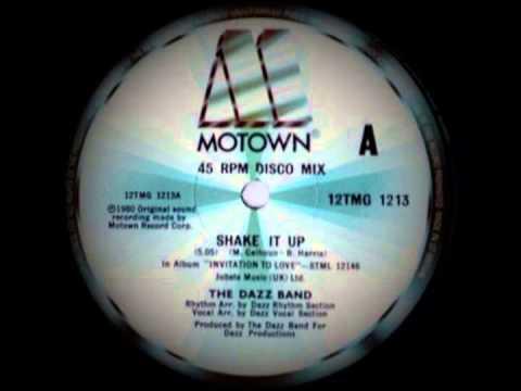 Dazz band shake it up youtube dazz band shake it up stopboris Images