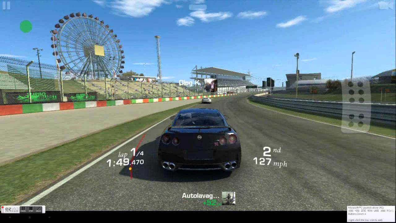 Real Racing 3 PC - YouTube