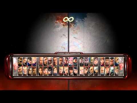 Замесы в Tekken 6. Серия 1 [Первая проба]