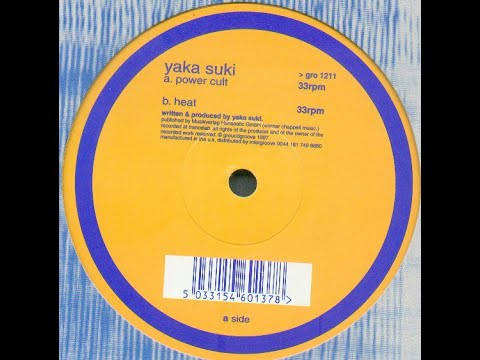 Yaka Suki - Power Cult (Acidtrance 1997)