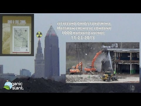 Cleveland Ohio's Fukushima Harshaw Chemical 11-23-2015 | Organic Slant
