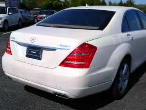 2012 Mercedes Benz S Class   W Atlantic City NJ
