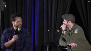 David Haydn Jones & Adam Fergus - SPNJAX 2018 Supernatural Panel