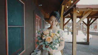 미국웨딩 ㅣ 필라델피아 결혼식 웨딩영상 l Philadelphia wedding film ㅣ SLP뉴욕