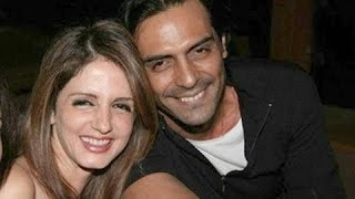Arjun Rampal And Sussanne Roshan Caught Together