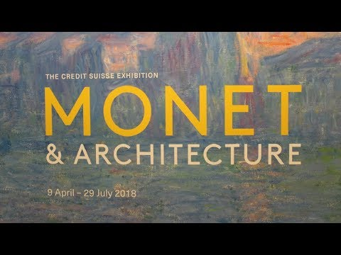 Exhibition Review: Monet & Architecture at the National Gallery in London