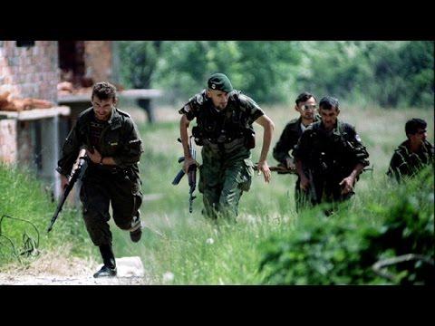 Bosnian War - Real footage from this war