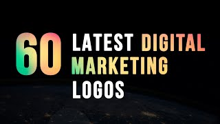 60 Latest Digital Marketing Logos | Marketing Agency Logos ideas