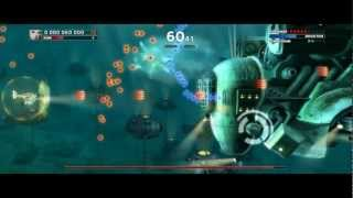 Sine Mora Boss Fights - Acridoidea - 1080p HD