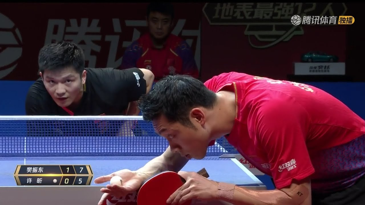 Download Fan Zhendong vs Xu Xin | 2020 Marvellous 12