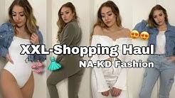 XXL SHOPPING HAUL 😱😍 NA-KD Fashion 🛍️ | Cosima.csm
