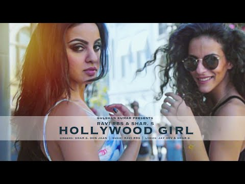 HOLLYWOOD GIRL Full Video Song | NEW SONG...