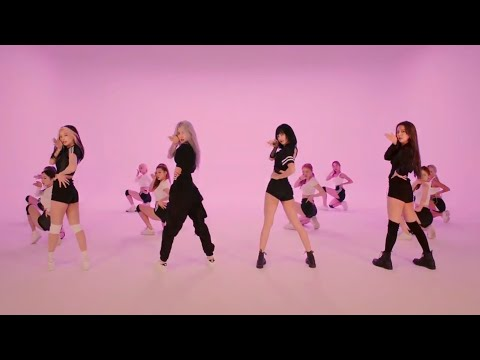 [BLACKPINK - How You Like That] dance practice mirrored
