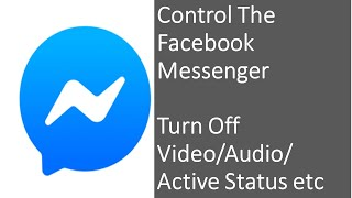 Messenger Control - How to disable Messenger Active Status, Video and Audio Call Disable, Tabs screenshot 5