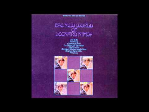 Leonard Nimoy - Put A Little Love In Your Heart (Jackie DeShannon Cover)