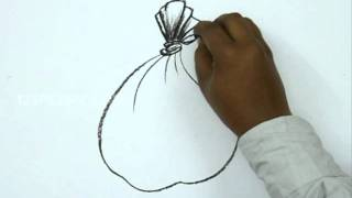 How to Draw a Money Bag