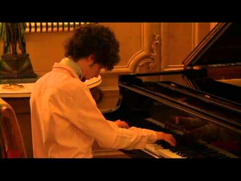 06 MOZART  VARIATIONS SUR UN THEME DE PAESIELLO Performed by Federico Colli at Jacques and Sally Dessange 2nd Private Concert on 15th April 2011