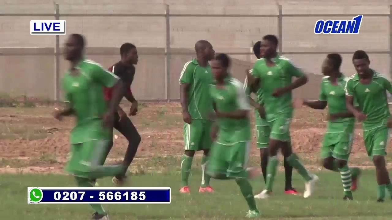 Elmina Sharks TV - 27th June 2016