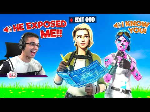 I Changed My Name To Edit God...and Got EXPOSED!