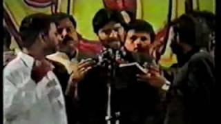 Historic Shab Bedari 1995 (4/19) - Nadeem Sarwar - Zuljana Aqbal Minal Maidan