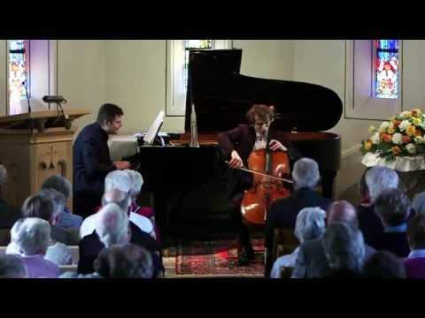 Live at Menuhin Festival Gstaad: Christoph Croisé, Alexander Panfilov: S. Prokofiev: Cello Sonata